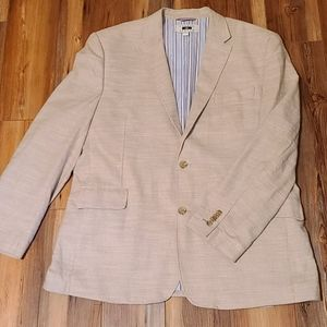 Joseph Abboud linen sportcoat